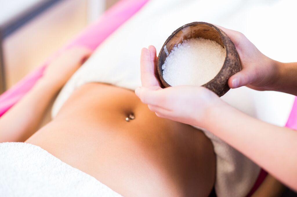 Massage 'Coque de coco '