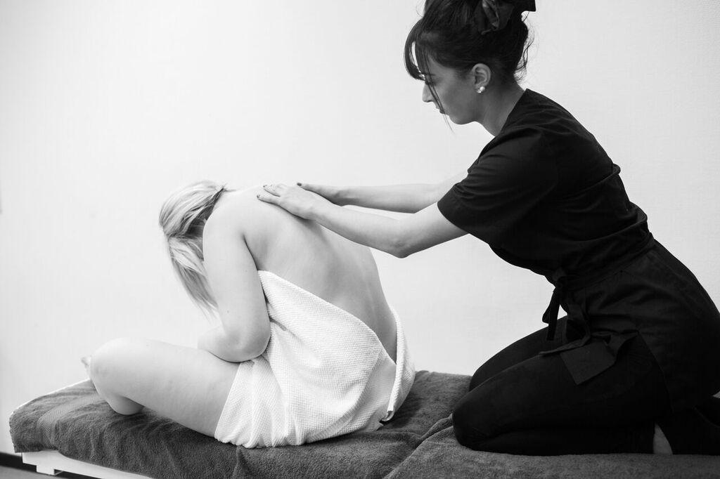 Massage ' Femme enceinte '2