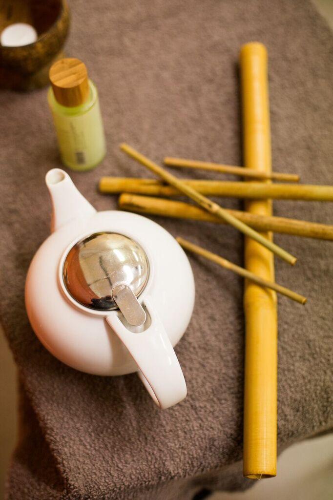 Massage ' aux bambous '