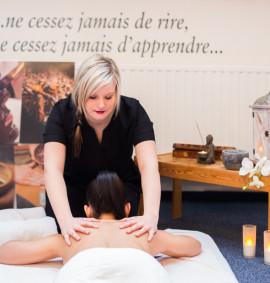 Formation en massage 'bien-être'